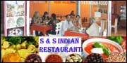 S & S Indian Restaurant Hua Hin Advertising